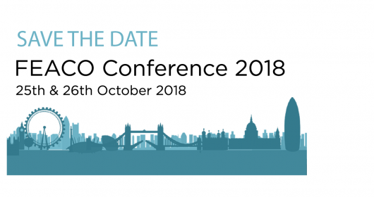 SAVE THE DATE FOR THE 2018 CONFERENCE IN LONDON  feature image